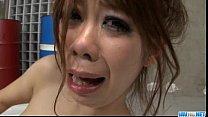 YoungSakura Aragaki fucked hard and made to swallow