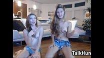 Two Beautiful Young Cam Girls Thumbnail