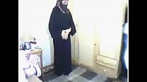 Arab girl praying then masturbating Thumbnail