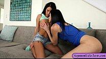 India Summer and Megan Rain pleasuring pussies ...