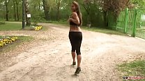Amirah Adara Cardio Training HD; anal, teen, ha...