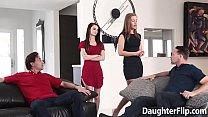 Naughty Girls Rammed by Stepdads