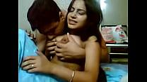 indian shy teenage babe fucking with her boyfri... Thumbnail