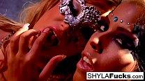 Shyla and Bridgette B are a perfect match for e...