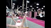Exxotica Adult Expo New Jersey -No Panties Zoe ...