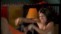 Lauren Cohan Topless and Booty Shot In Van Wild...