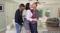 Pretty hot chick Chanel Preston love huge massive dick