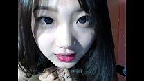 korean girl strips on a webcam part 1 - camgirl...