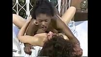 interracial lesbian scene