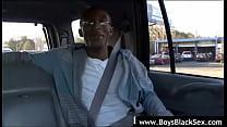Black Gay Sex - BlacksOnBoys.com clip-24