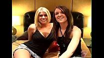 GIRLS GONE WILD - Teen Besties Jessica and Ashl...