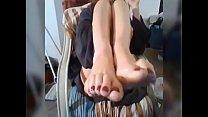gilf dirty feet in face no sound