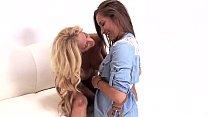 friend busty her with plays daniels dani Hottie