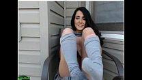 public masturbation webcam Thumbnail