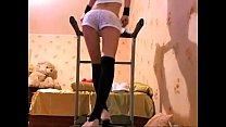 traning webcam brunette russian Sexy