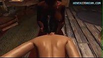 Hot 3D Threesome - Uncensored At HENTAIXDREAM.COM