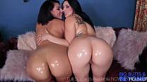 Big Butts & Beyond 6 -Mandy Muse & Valentina Je...