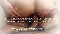 GP ENSINANDO A FUDER CÚ SEM O CLIENTE SENTIR DO... Thumbnail