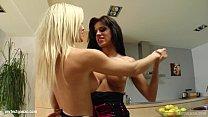 Zoe - Joysen lesbian fisting by FistFlush