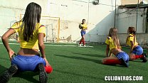 sluts soccer colombian Hot