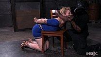 Alt Girl Gets Tormented In Rope Bondage thumb