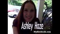 Ashley Haze is a cute teen redhead who has small