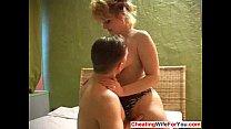 Una cavalcata vogliosa con zia Roberta