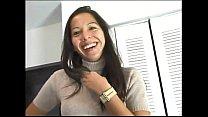 peruana jovencita de boca en corrida Brutal