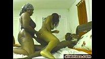 All Dat Azz Threesome Scene