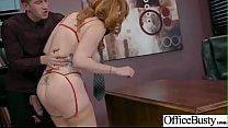 (Lauren Phillips) Hot Busty Girl In Hard Interc...