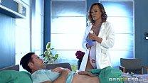 Brazzers - Dirty nurse Kiera Rose gets some big...