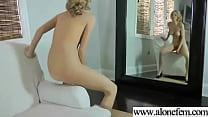 Cute Amateur Girl Masturbating clip-31