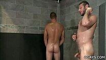 Amateur mature gays Darin Silvers and Luke Ewing