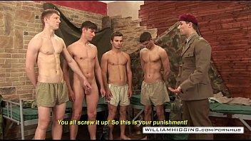 military wanking