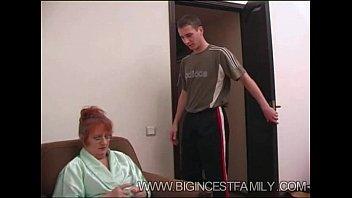 xxarxx Russian Big Family  Grandma & Son #1