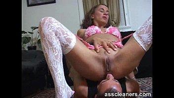 Wife having sex in high heels