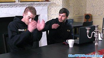 thumb Squirting British Bimbo With Nice Bigtits