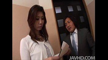 """""""無修正動画""""離婚を決意した夫婦の最後のSEX"""