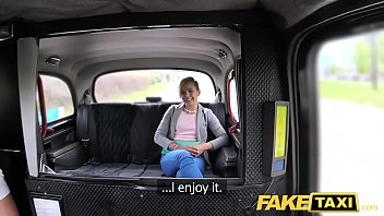 thumb Fake Taxi Cute Petite Teen Gets Free Ride