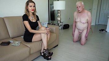 Unscrupulous mistress spells an old man for money