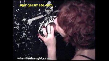 xxarxx husband film wife on gloryhole sucking stranger