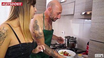 LETSDOEIT - Italian Wife Fucked Hardcore at Casting