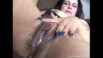 Chunky older women wet orgasm