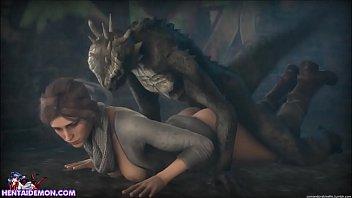 Hentai monster porn pics