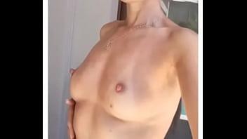 cover video A Self Video Hard Nipple