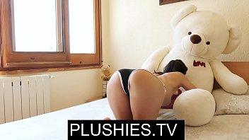 xxarxx عارية اليوغا فالنتينا بيانكو الجنس مع تيدي بير ميغيل