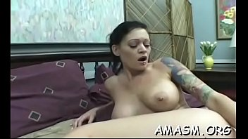 Woman smothering hubby in crazy home porn movie scene scene humiliation ass-worship