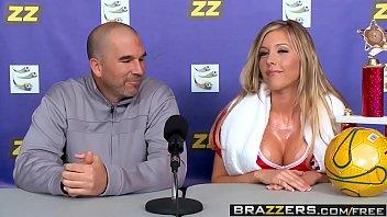 xxarxx Brazzers  Big Tits In Sports   SuckSex in Soccer scene starring Samantha Saint and Xander Corvus