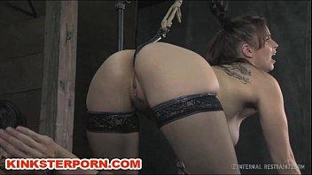 Anal female slave