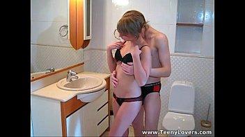 thumb Loud Sex In A Bathroom Lola